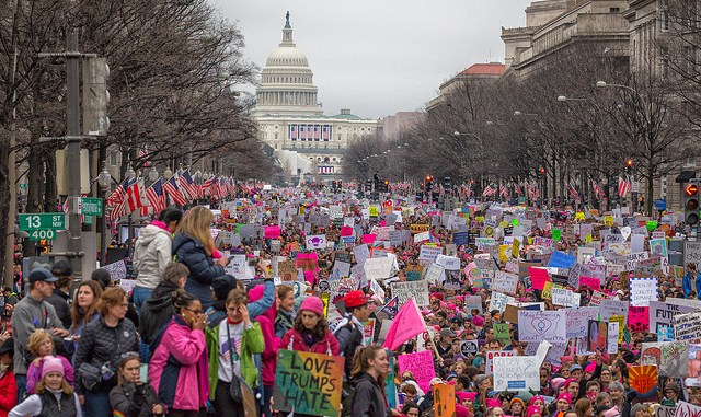 Womens March on Washington 2017