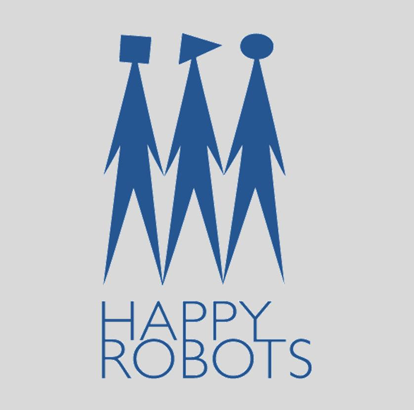 Happy Robots Records Logo