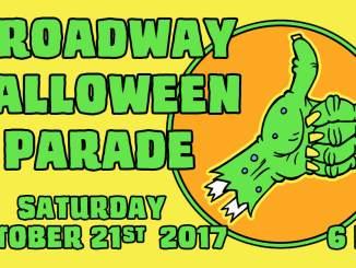 Broadway Halloween Parade