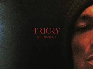 Tricky Ununiform album art