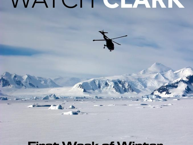 Watch Clark - First Week of Winter (cover)