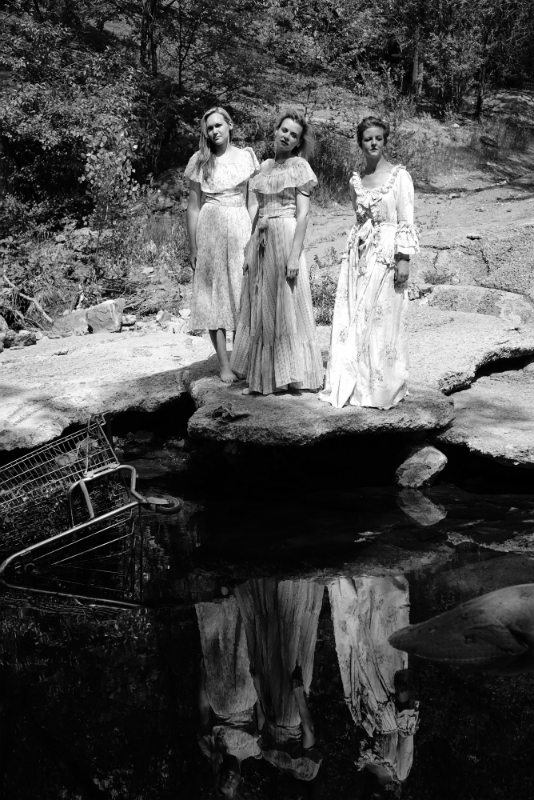 Spirettes Promo Photo by Brian Tryon