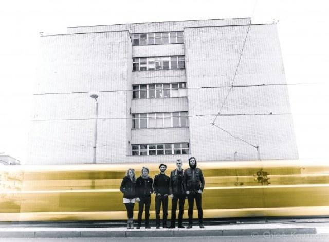 Thot - The band (2014) by ChloeIu0300u0081 Kaufmann