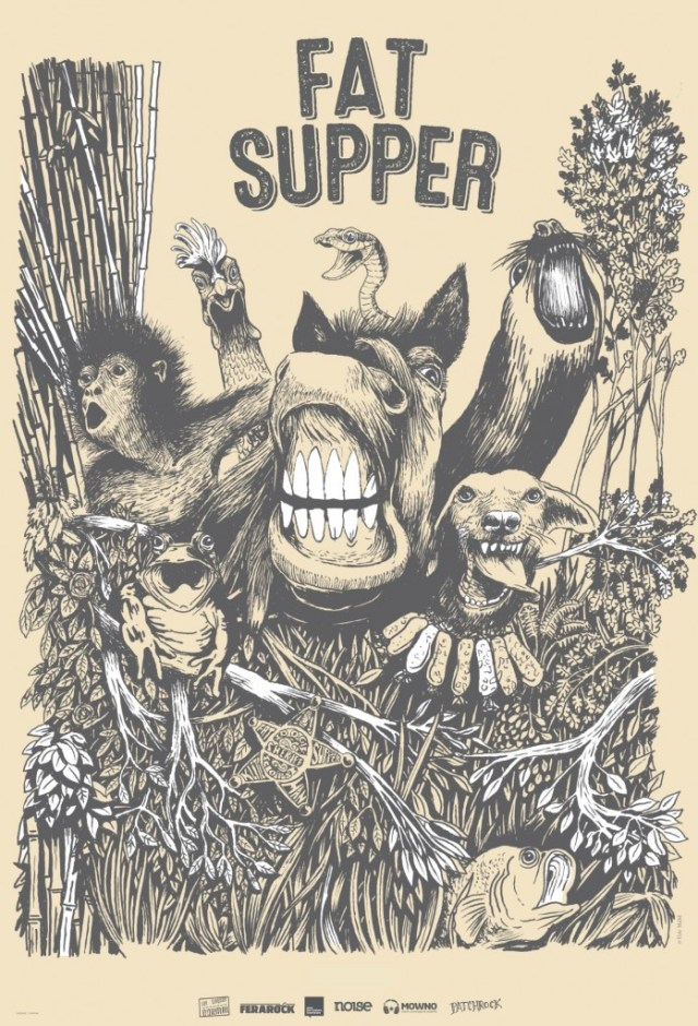 Fat Supper on Tour_2015