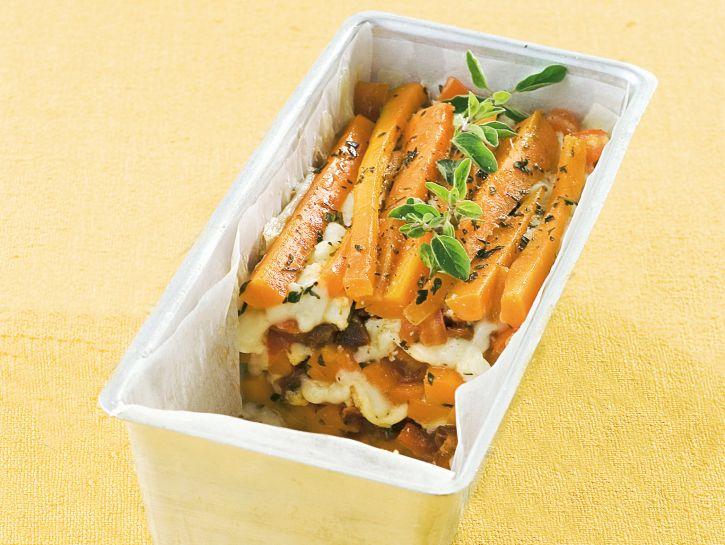 Parmigiana-di-carote-e-mozzarella