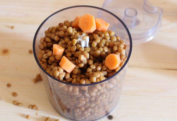 polpette di lenticchie