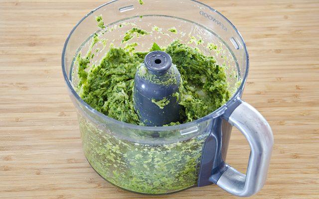 spinacine fatte in casa preparazione 1