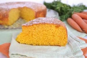 torta alle carote camilla