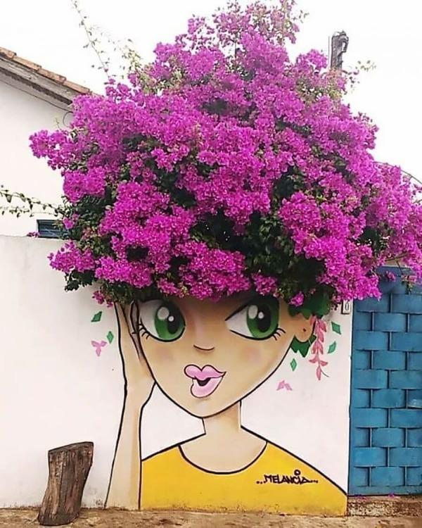 Dois Corregos by Robson Melancia, San Paolo -Street Art