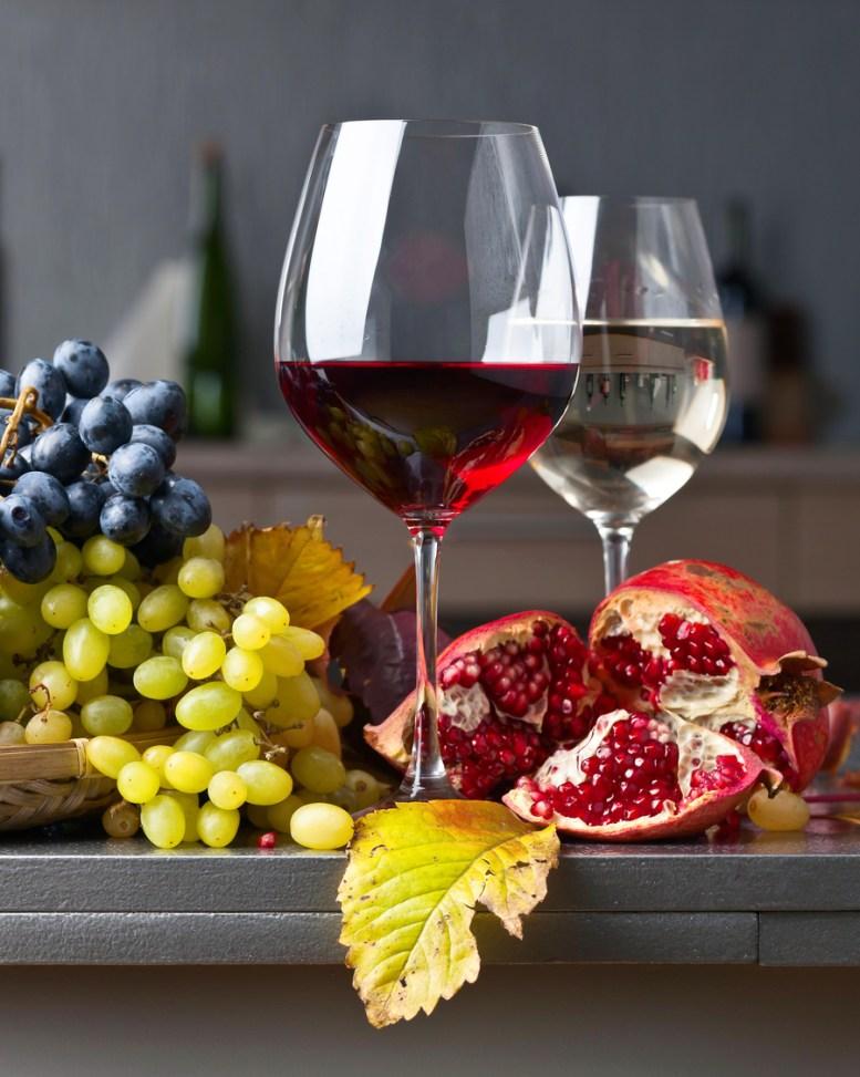 vino di melograno