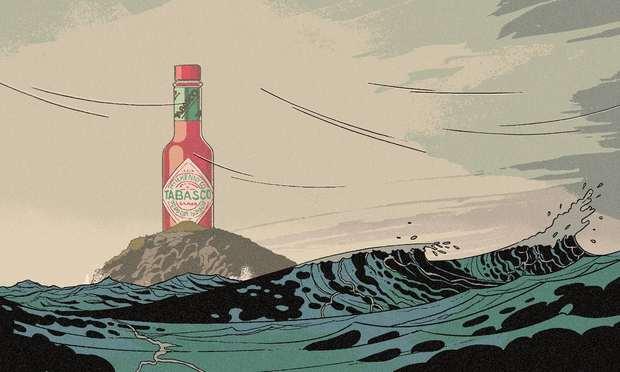isola del tabasco rischia di scomparire a causa dei cambiamenti climatici