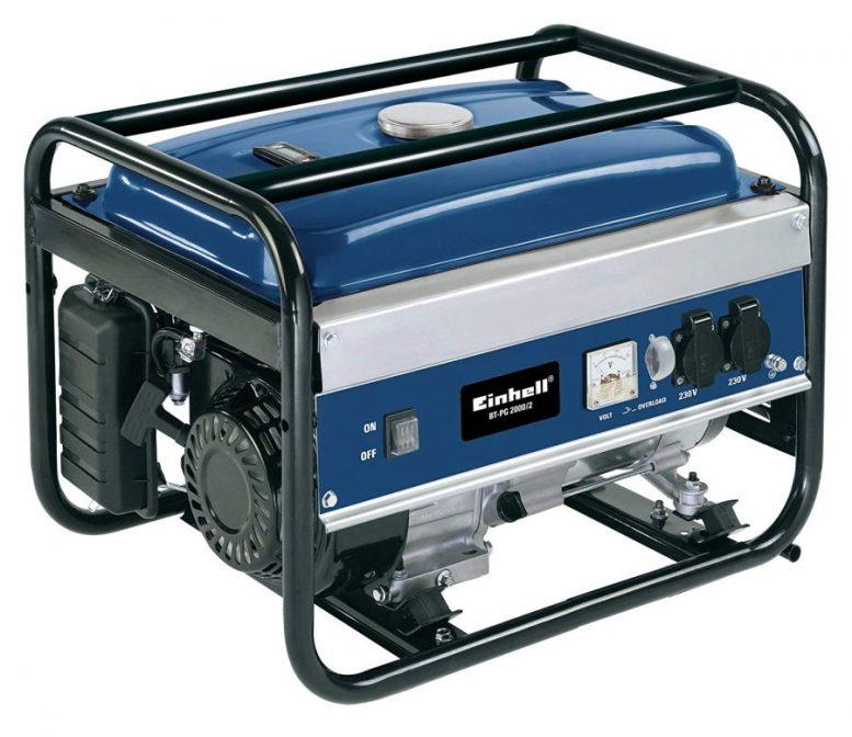 Einhell 4152420 Generatore di Corrente BT-PG 2000-2