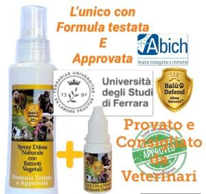antiparassitario naturale per cani