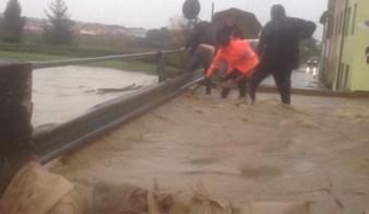 Porcari: Ponte via Toschino