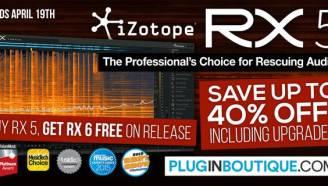 iZotope Music Production Suite 2 Pre-Sale (Includes FREE