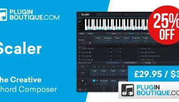plugin boutique scaler logic pro x
