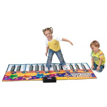 tobar tapis piano eleectronique jouet musical eveil musical et corporel