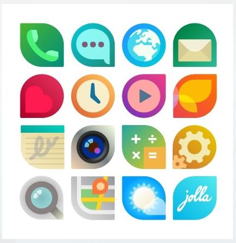 Jolla Icons