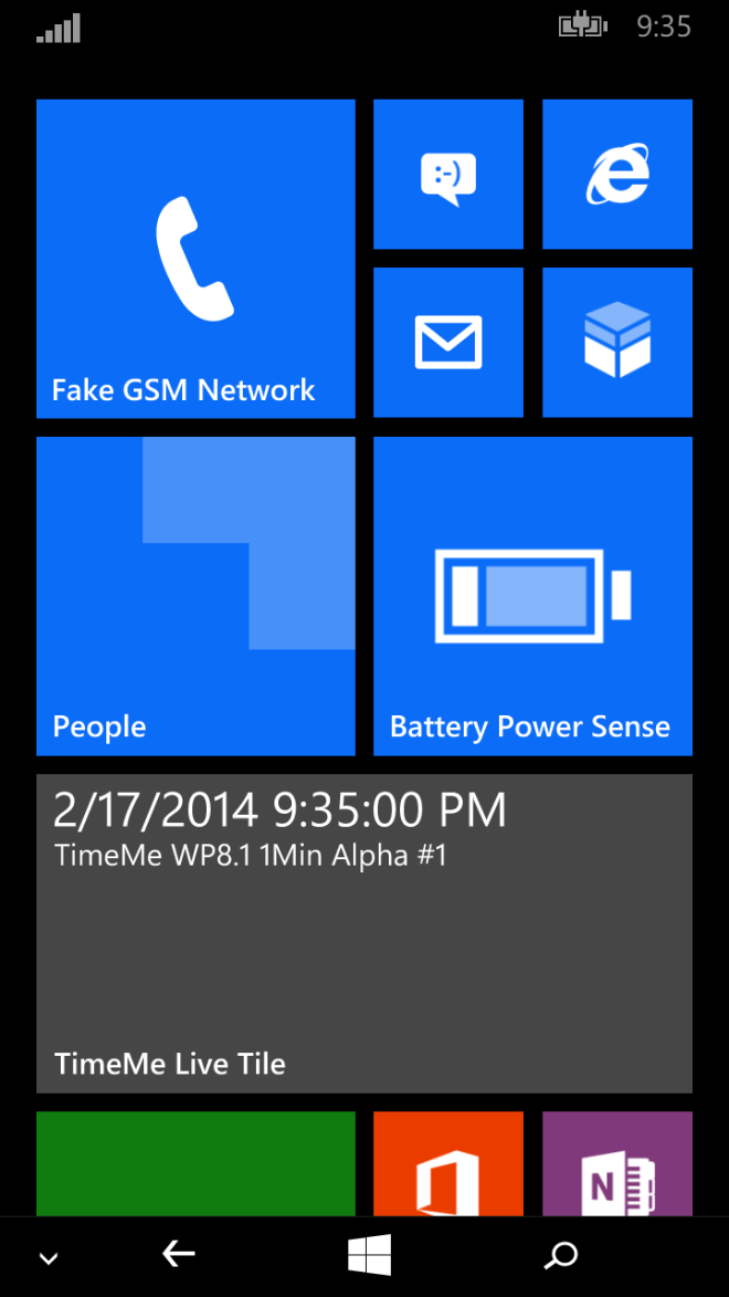 WP81TimeMe-Alpha1