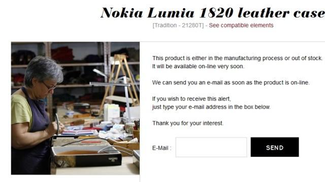 lumia 1820