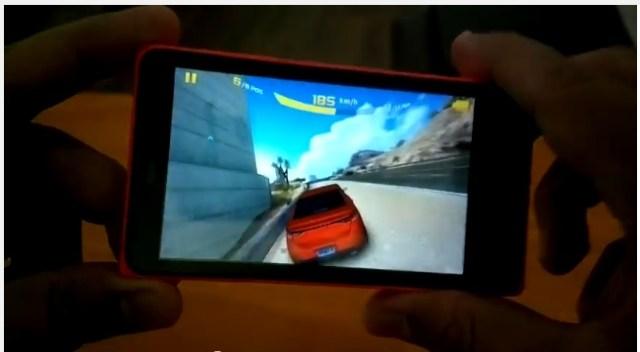 Nokia X gaming