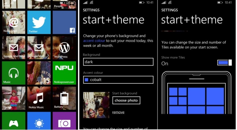 how to delete history on windows 8 phone