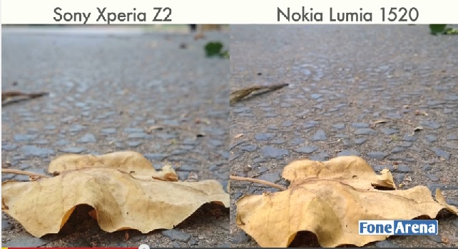 Lumia 1520 vs Sony Xperia z2
