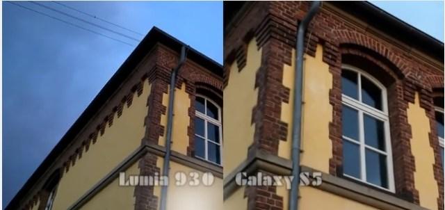 Lumia 930 vs Samsung Galaxy S5