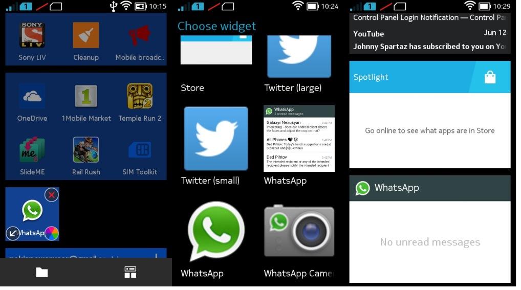 1 Mobile Market скачать на Nokia Xl