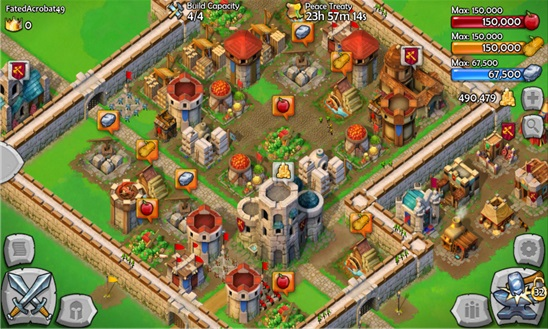 Age of empires: castle seige