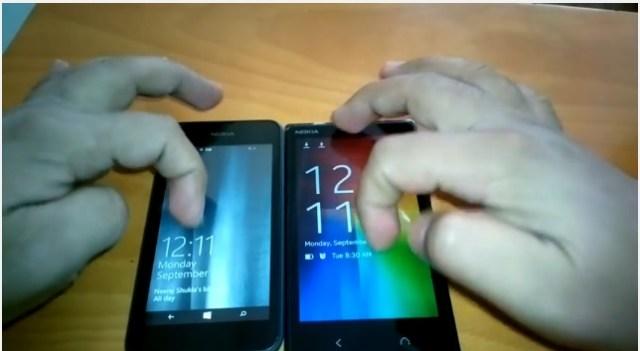 Nokia X2 vs Lumia 530