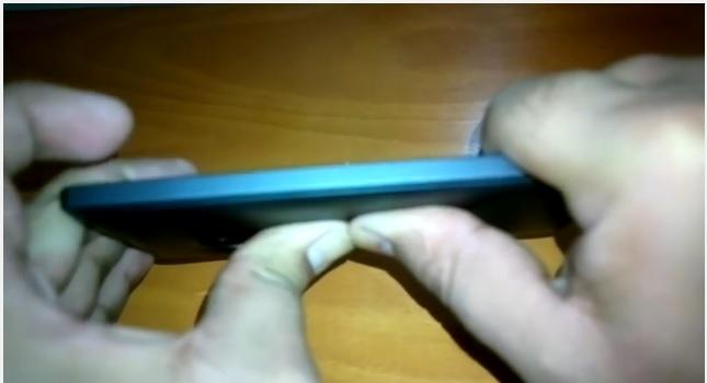 Lumia 830 bend
