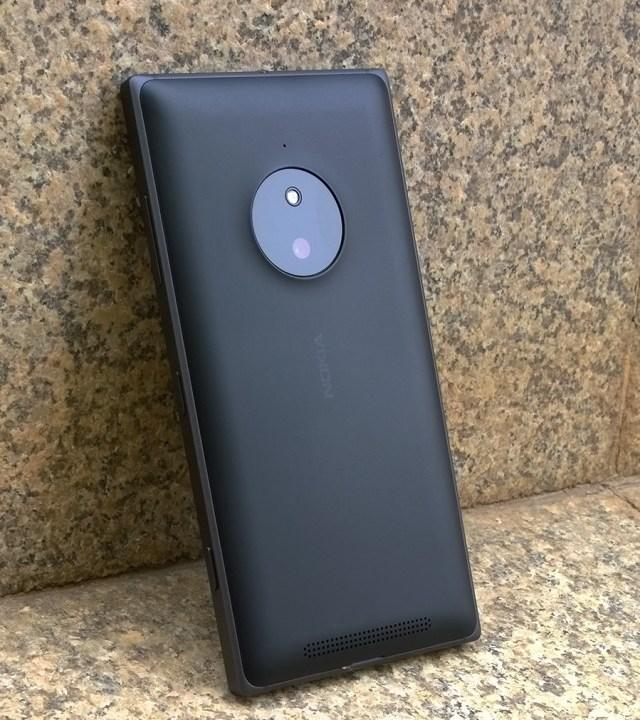 Lumia 830 back NPU