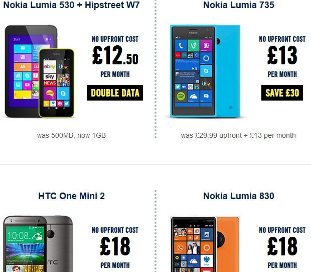Lumia flash sale