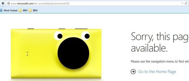 Lumia 735 US