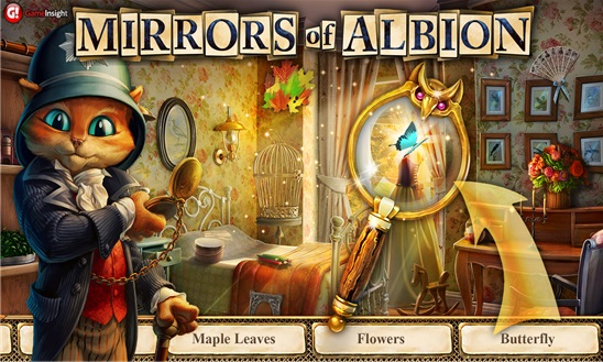 Mirrors of Alibion