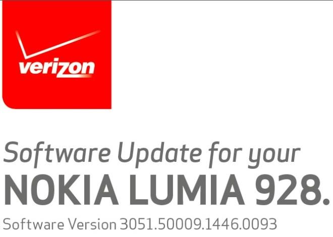 Verizon Lumia Denim update