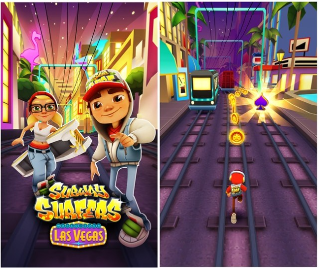 Subway Surfer LV
