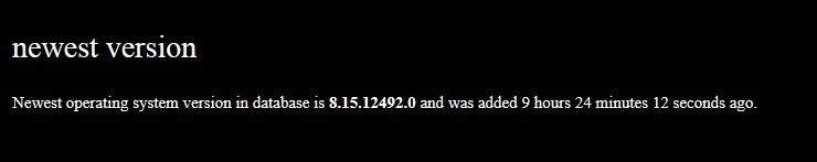 Build 8.15.12492