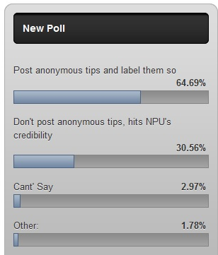 Poll anon Tip