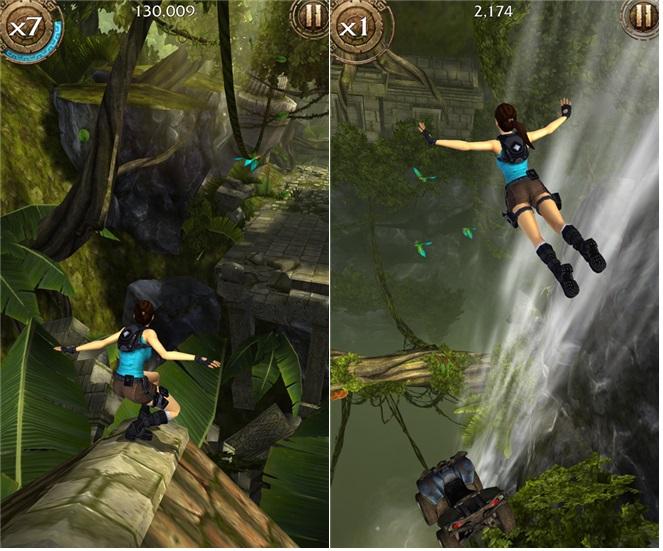 Lara Croft Relic Run
