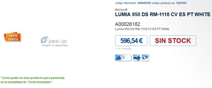Lumia 950 pic