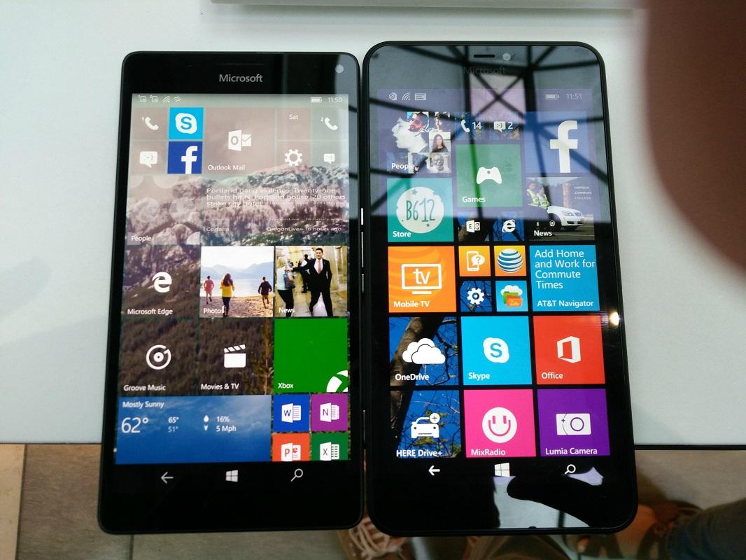 Lumia 950 release date in Melbourne