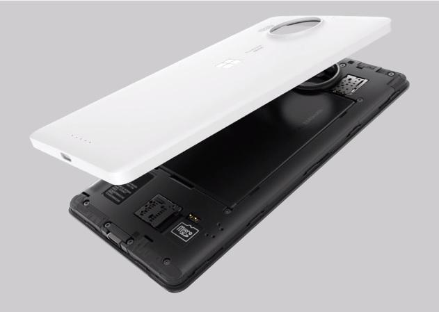 Lumia 950 XL sim Card