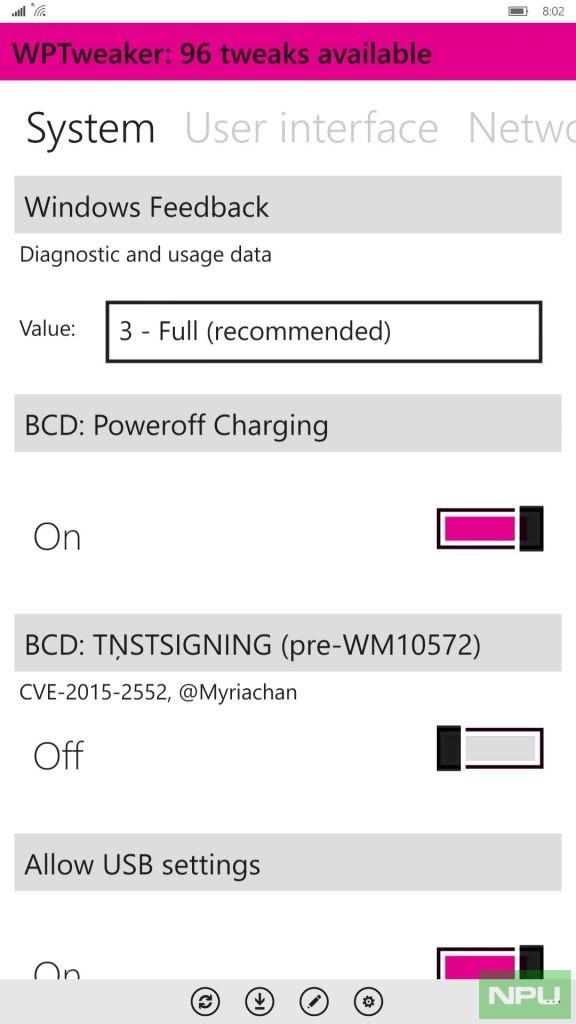 BCD charging Lumia