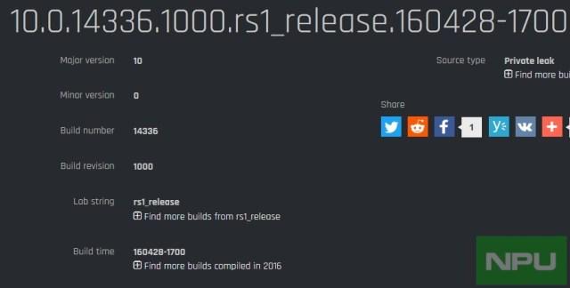 Build 14336