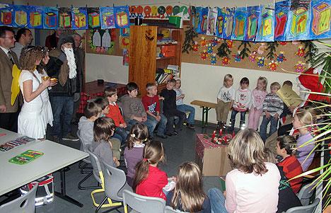 Mitmachen Ehrensache im Kindergarten