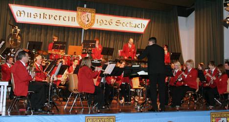 Musikverein Seckach