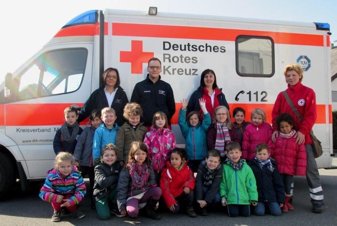 Erste Hilfe DRK Limbach