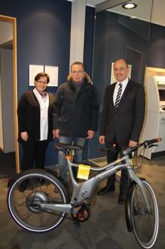 Gewinner e bike
